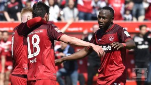 1. FC Kaiserslautern 2-0 SpVgg Greuther Fürth: First-half show sees Red Devils ease to three points