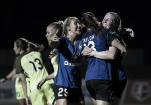 FC Kansas City and Seattle Reign FC play out an entralling 2-2 draw
