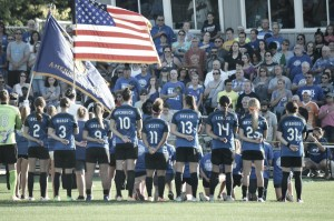FC Kansas City and Football for the World Foundation partner up