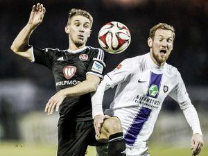 Erzgebirge Aue 0-1 FC Nürnberg: Sylvestr returns to haunt his former club