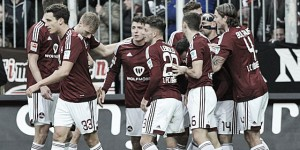 FC St. Pauli 0-4 1 .FC Nürnberg: Der Club shock St. Pauli as they cruise to victory