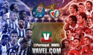 FC Oporto vs Benfica en vivo y en directo online