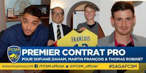 Le FC Sochaux préserve sa génération dorée