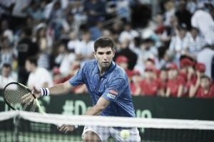 Davis Cup, Delbonis completa l'opera contro Karlovic e regala l'insalatiera all'Argentina