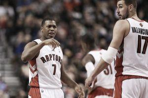 I Raptors sfondano il muro dei Suns