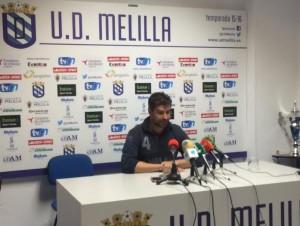 """Fernando Estévez: """"Ha sido un encuentro igualado y marcado por las decisiones arbitrales"""""""