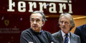 Montezemolo lascia, Marchionne è il nuovo presidente della Ferrari