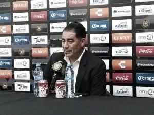 """Francisco Ramírez: """"El equipo mostró personalidad"""""""