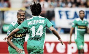 El Dordrecht sorprende al Heerenveen en su retorno a primera división