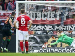 Mainz 05 1-2 Werder Bremen: di Santo's double secures vital three points