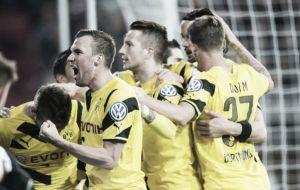 Recuperando sensaciones en la DFB Pokal