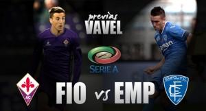 Fiorentina - Empoli: a consolidar el liderato en el Artemio Franchi