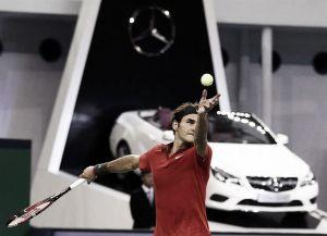 ATP Shanghai, è ancora Federer - Djokovic
