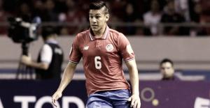 Óscar Duarte reaparece tras la lesión