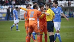 Los arbitrajes indignan al Mestalla
