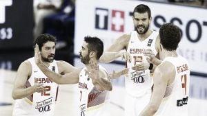 Mundial España 2014: 5ª jornada Grupo A