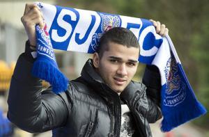 الجزائري مهدي عبيد ينتقل الى الدوري الاسكتلندي