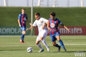 Resultado Real Madrid Castilla - Gimnástica Segoviana amistoso 2015 (6-0)