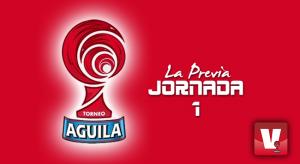 Torneo Águila - Fecha 1: inicia el camino a Primera