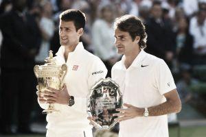 Novak Djokovic - Roger Federer, une finale en 5 actes