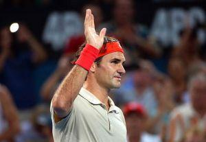 Brisbane, Federer vince ed è in semifinale