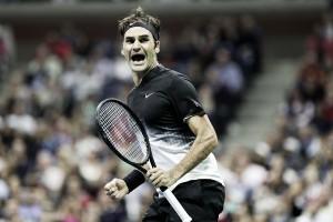 """Roger Federer: """"Ahora es cuando tienes que economizar energías en cada partido"""""""