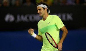 Federer comienza con victoria su andadura por el Open de Australia