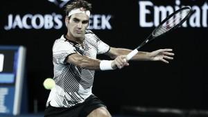 """Roger Federer: """"No sé cuántos torneos de tierra batida jugaré"""""""