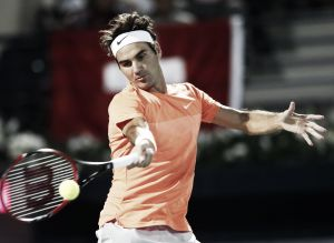 Federer a otra semifinal en tan sólo 20 minutos
