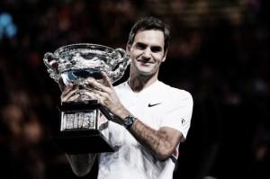 Federer bate Cilic em cinco sets e é hexacampeão do Australian Open