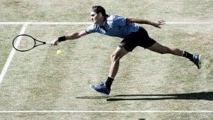 Aos 39 anos, Tommy Haas elimina Federer na estreia em Stuttgart
