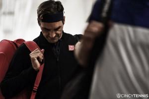 Voltando às quadras, Federer bate Gojowczyk em sua estreia no Masters 1000 de Cincinnati