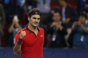 Federer debuta con maestría en Basilea