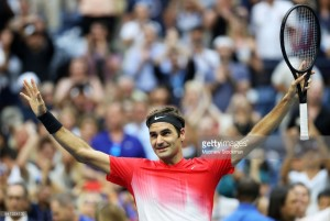 US Open 2017: Federer survives Youzhny scare in second round