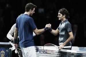 Del Potro gana su primer Indian Wells frente a Federer por 4-6, 7-6(8) y 6(2)-7.