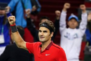 Nada que hacer contra Federer