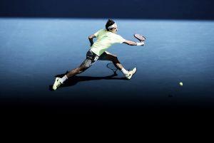 """Roger Federer: """"Estoy feliz por seguir en el torneo"""""""