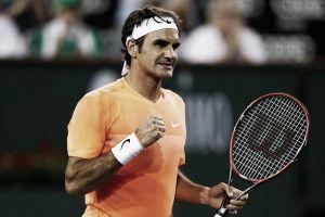 Federer sofoca a Berdych y alcanza las semifinales