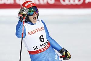 Sci Alpino, Crans Montana - Combinata femminile, l'ordine di partenza