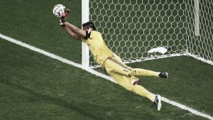Le héros n'était pas Messi, mais Romero