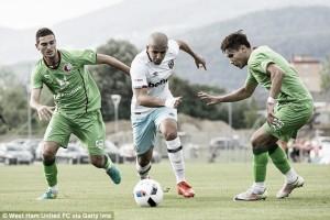 West Ham 0-3 Rubin Kazan: Slaven Bilic's Hammers still winless after four pre-season friendlies