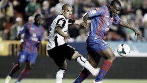 Levante - Valencia: puntuaciones del Levante, jornada 37