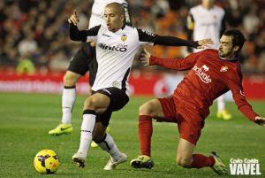 Postiga y Feghouli, bajas ante el Espanyol