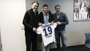 Feka erhält Profivertrag beim HSV