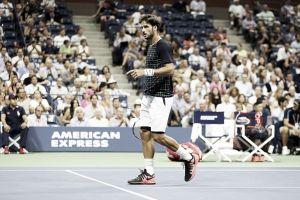 """Feliciano López: """"Estoy satisfecho con mi rendimiento, Djokovic es muy fuerte"""""""