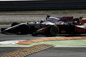 """Massa, sobre su toque con Verstappen: """"Quizás haya algo dañado en el coche"""""""