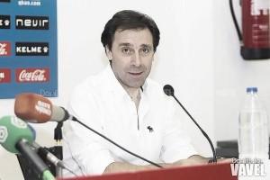 "Felipe Miñambres: ""Michu sabe que estamos para ayudarle"""