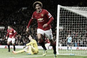 Fellaini: I thought I would leave Manchester United