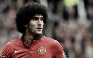 Benítez: Fellaini's future in United's hands