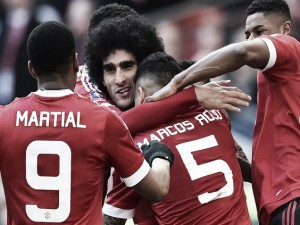 "Maroaune Fellaini move to AS Roma a ""possibility"" but no bid yet admits agent"